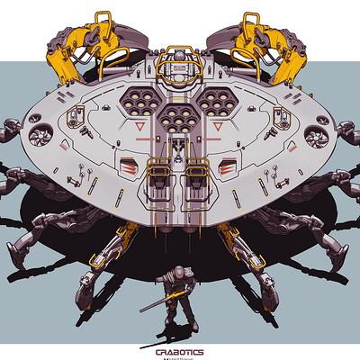 Mohammx hossein attaran thecrabotics f 4