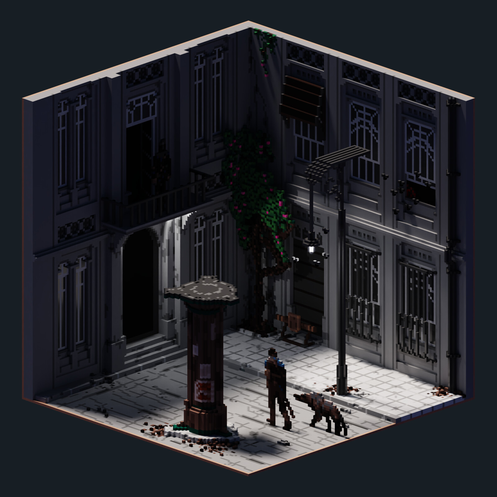 One Room: Dishonored 2