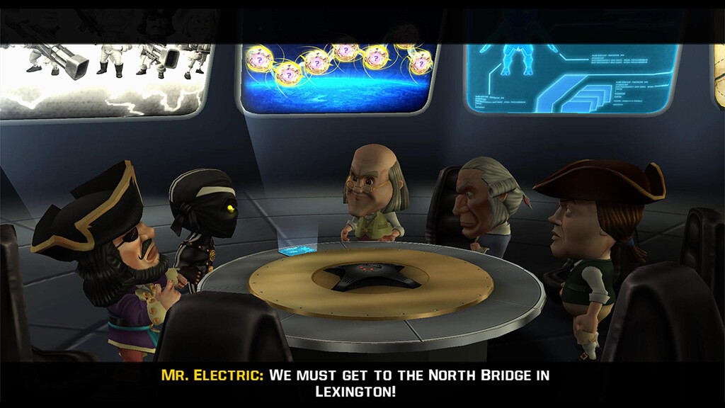 Cutscene screenshot