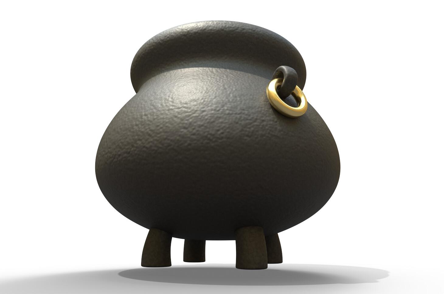 Joseph moniz cauldron001c