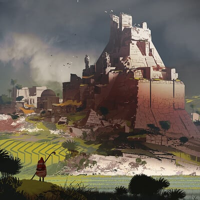 Sparth 24 desert fortress final small