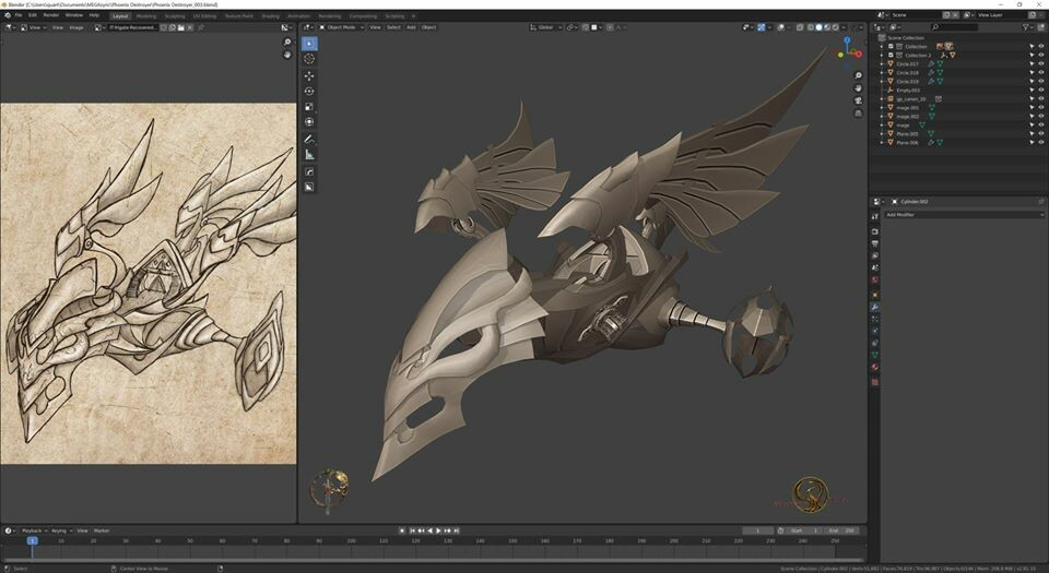 Arcadeous phoenix 11