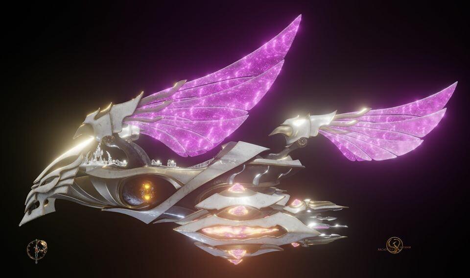 Arcadeous phoenix 33