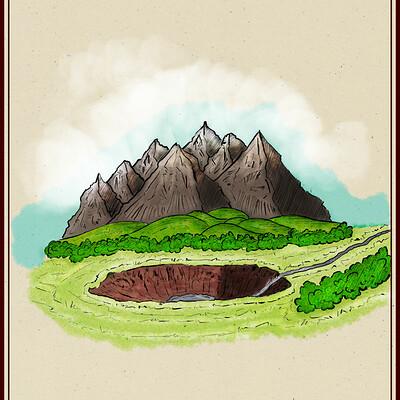 Ronan salieri 14 crater