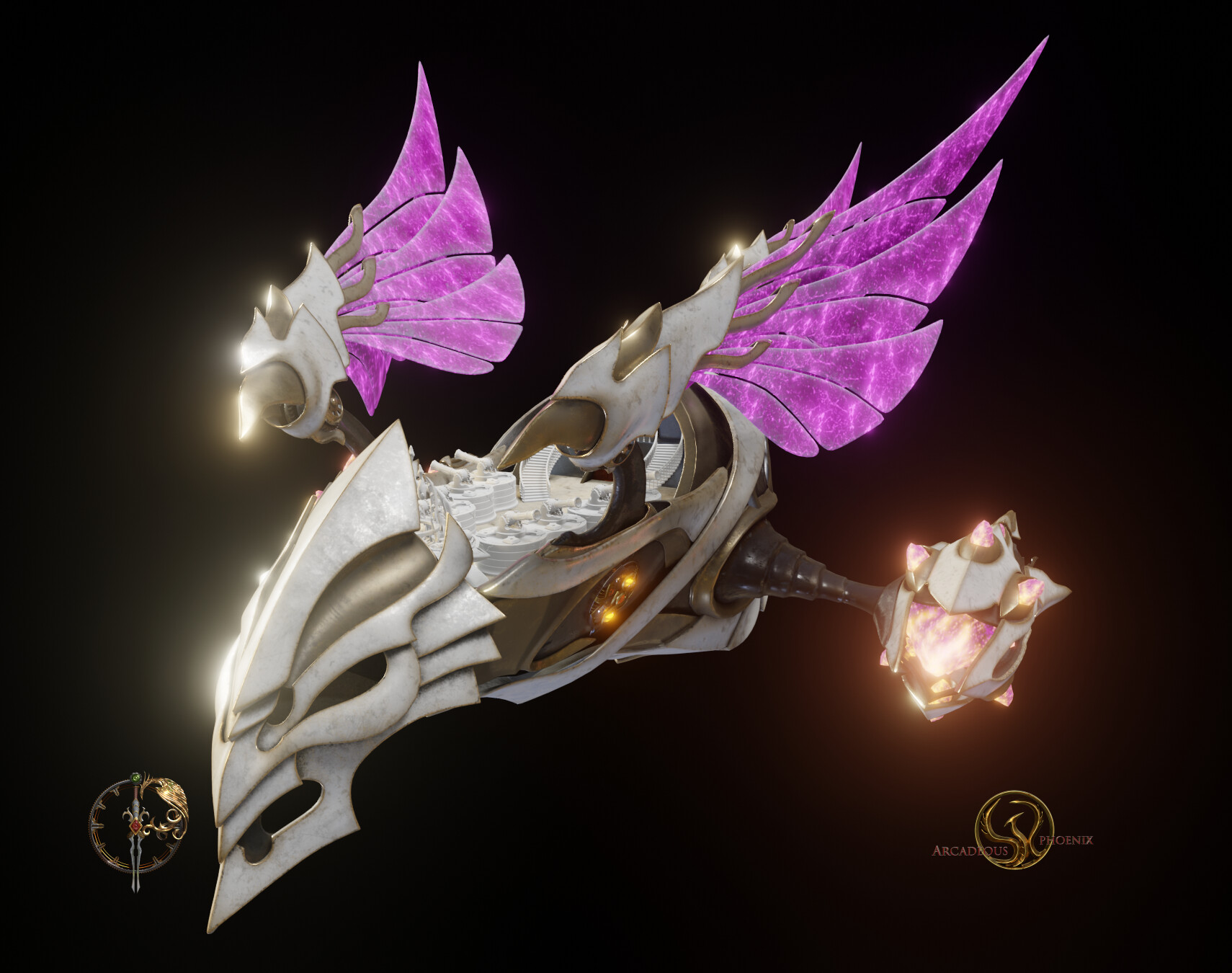 Arcadeous phoenix pd5