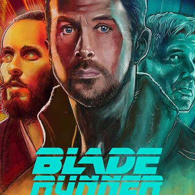 Blade Runner 2049 Posterdesign