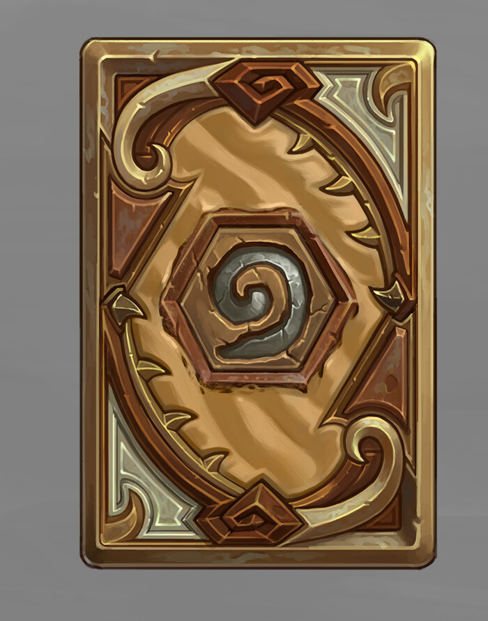 Hearthstone Fan Card Backs