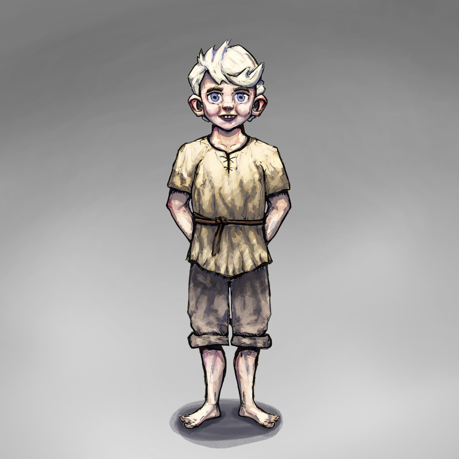 Weaving Widows - Player Character