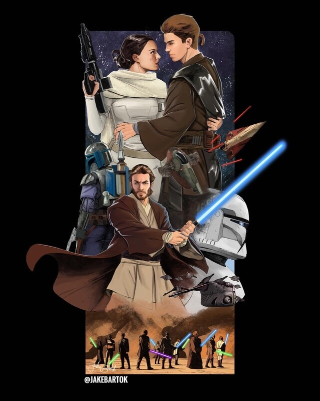Episode II: Attack of the Clones
