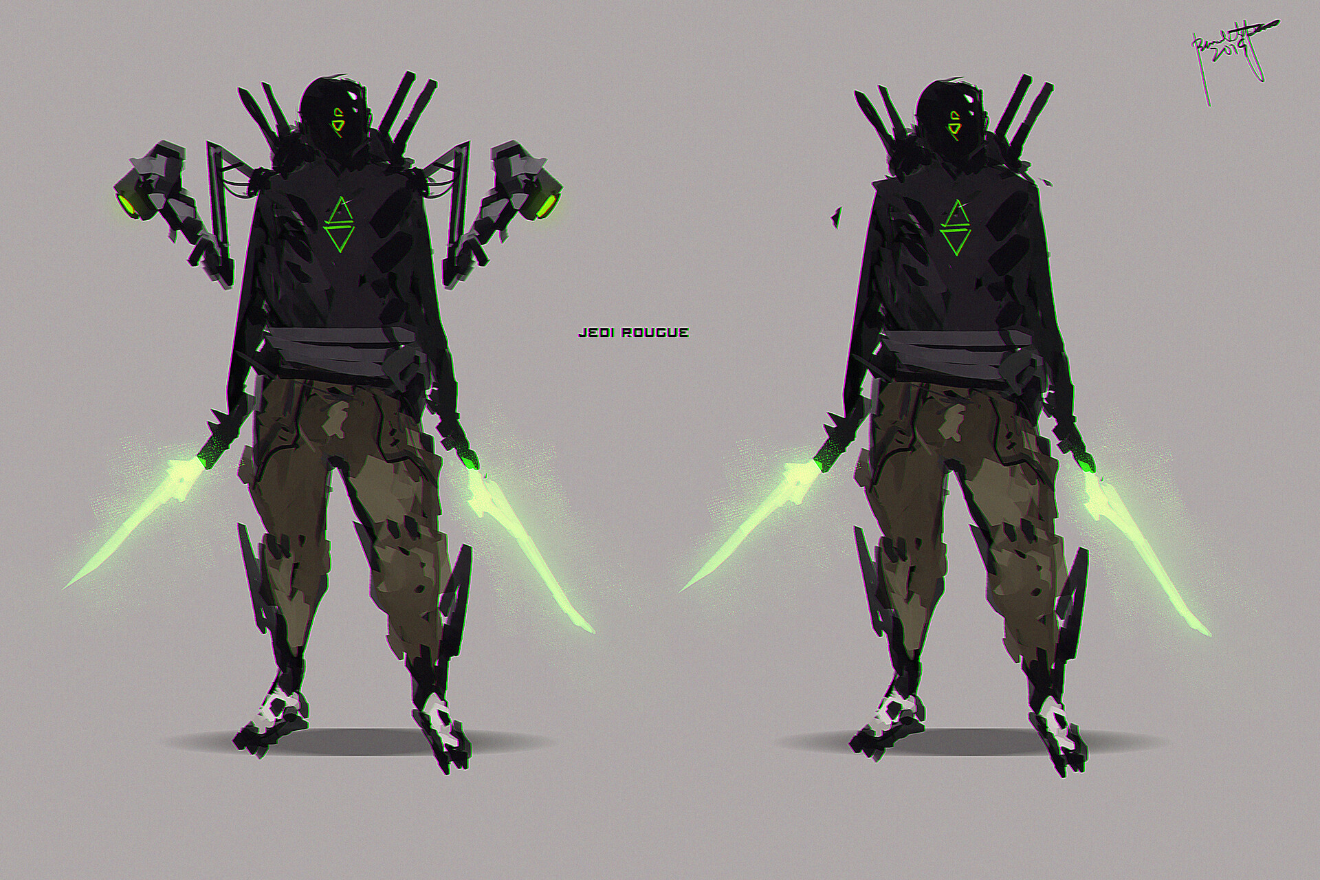 Jedi Assassin