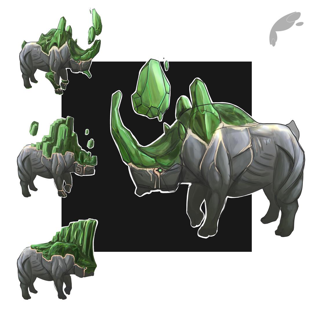 Rhino consepts