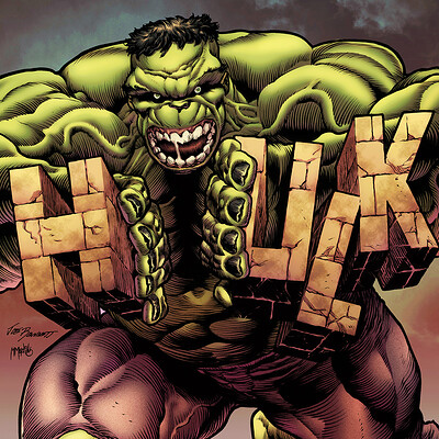 Marcos martins hulk colors marcos martins low