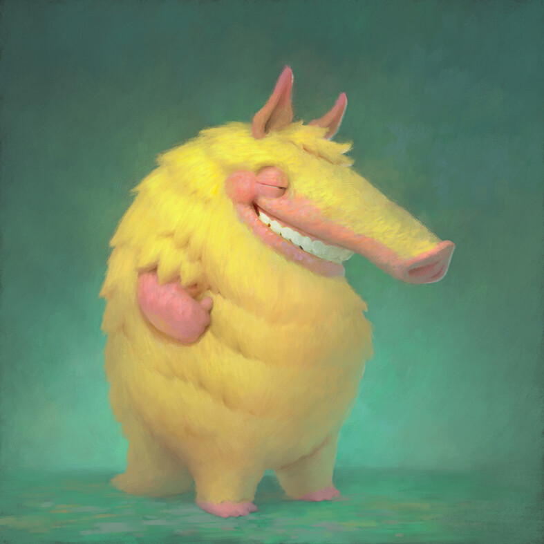 Yellow fella