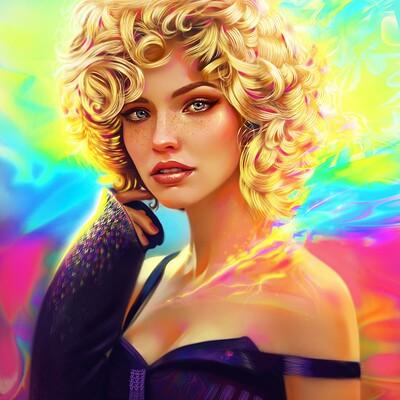 Yasar vurdem curly by vurdem ddkkd66 fullview