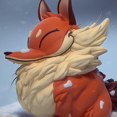 Leevi galita fox