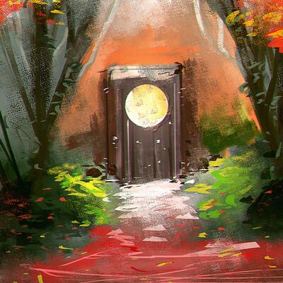 Benedick bana mystic door2 lores