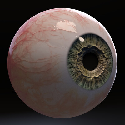 Federico guerra green eye