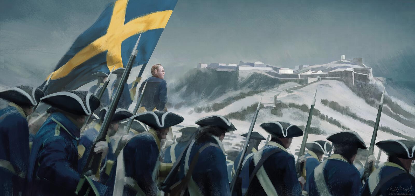 The Siege of Halden