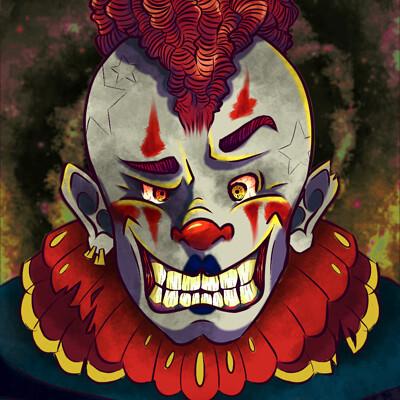 Christian sanchez clown