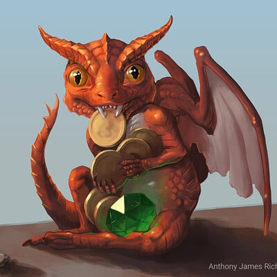 Anthony james rich babydragon