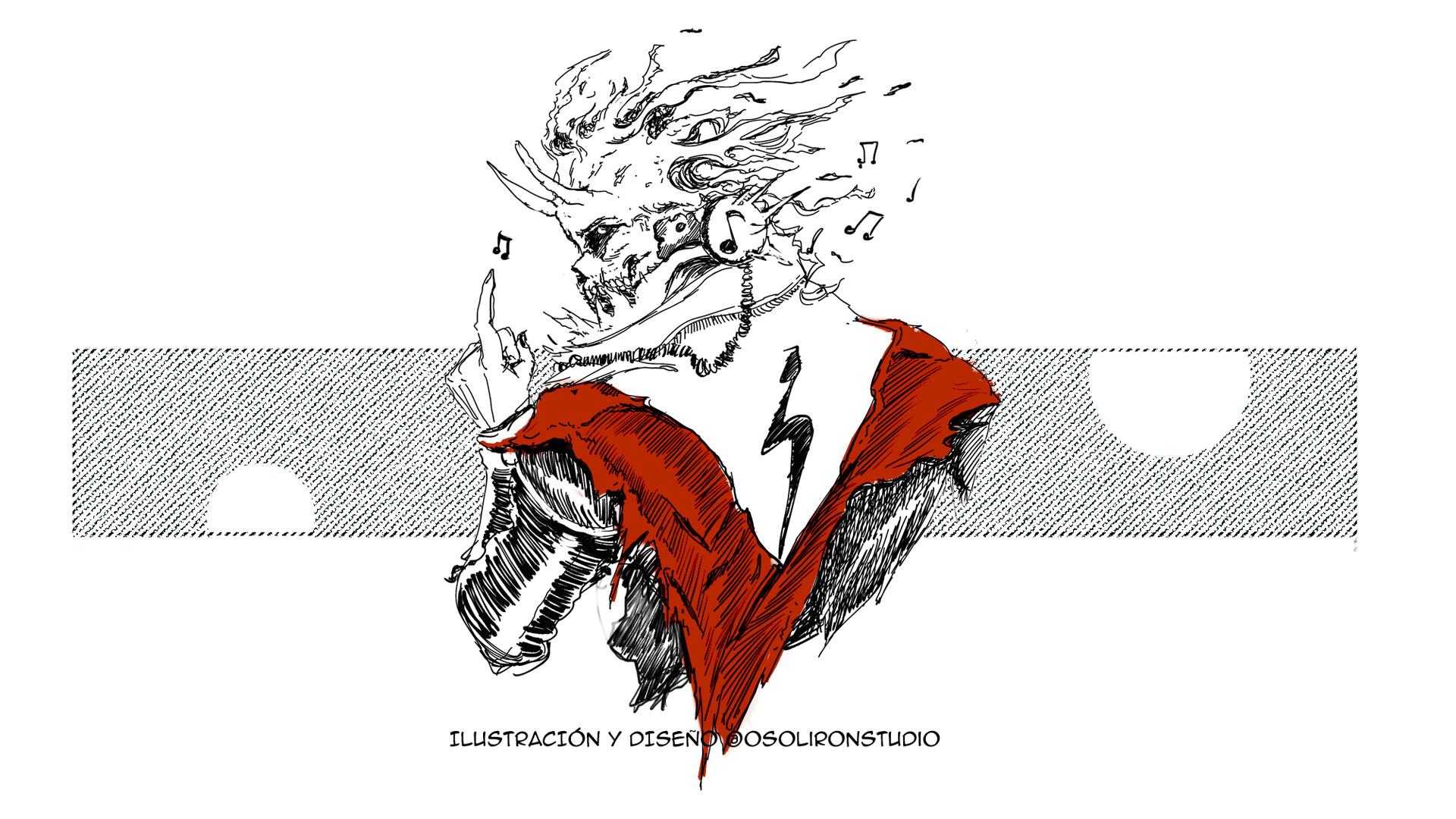 Victor baeza logo osoliron studio2