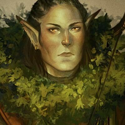 Elisa serio druid