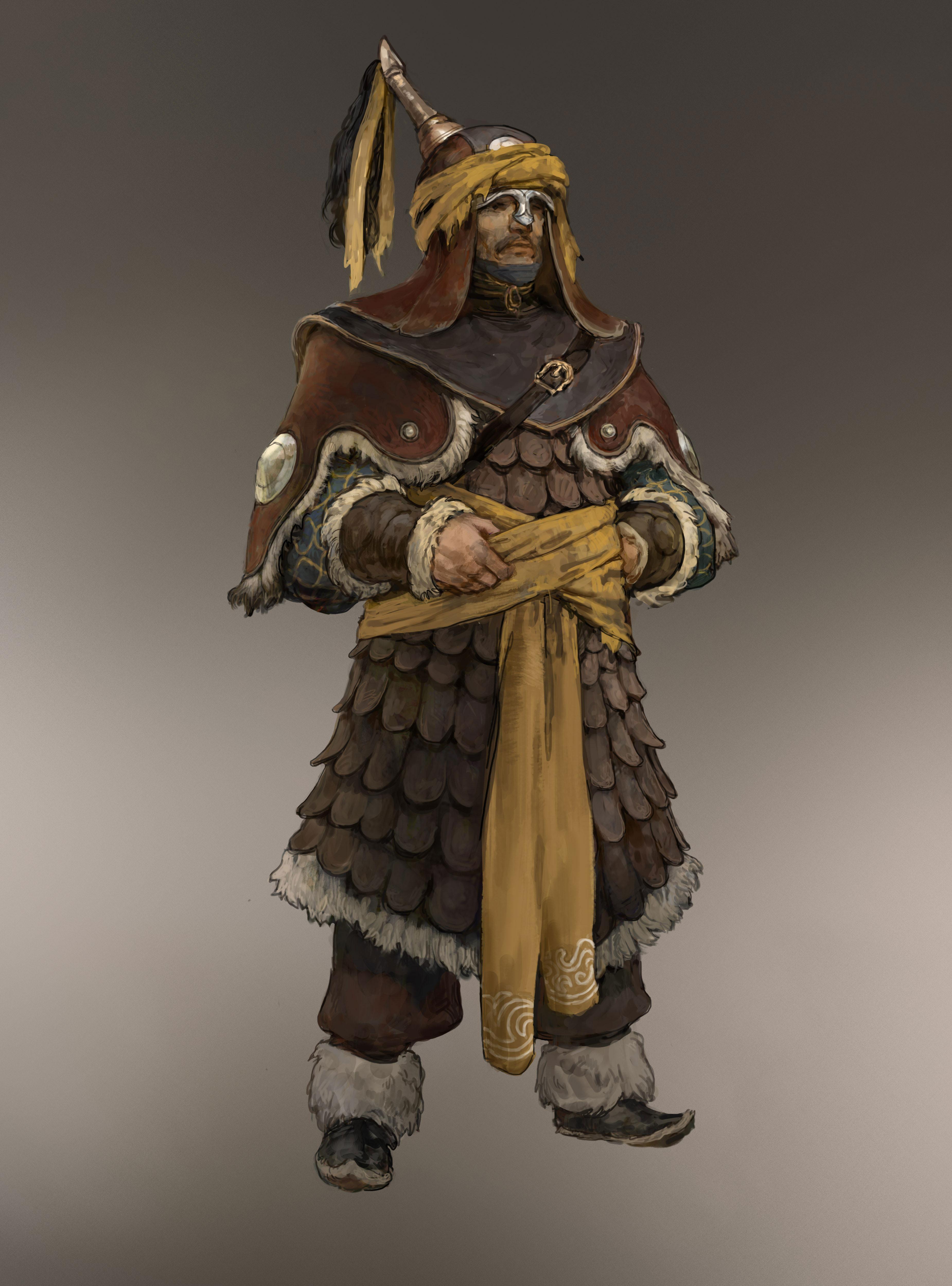 Mystic Guard