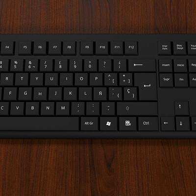 Florencia santamaria teclado front2