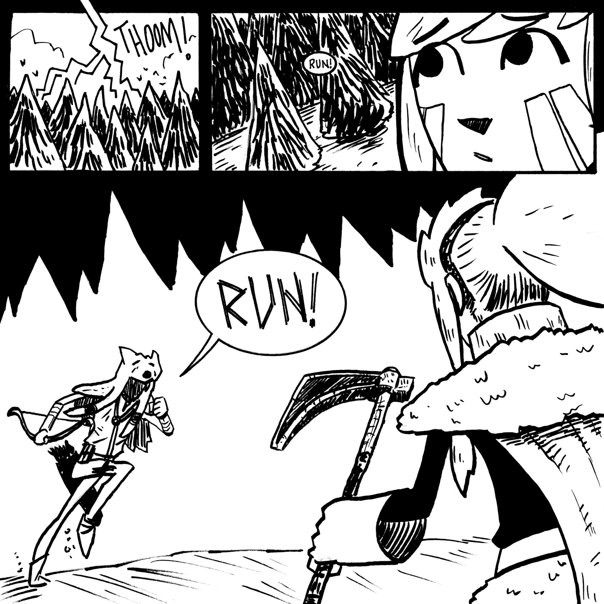 The Legend of Rune Page 15
