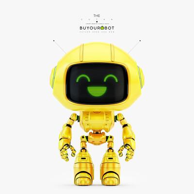 Vladislav ociacia cute robot 8 1