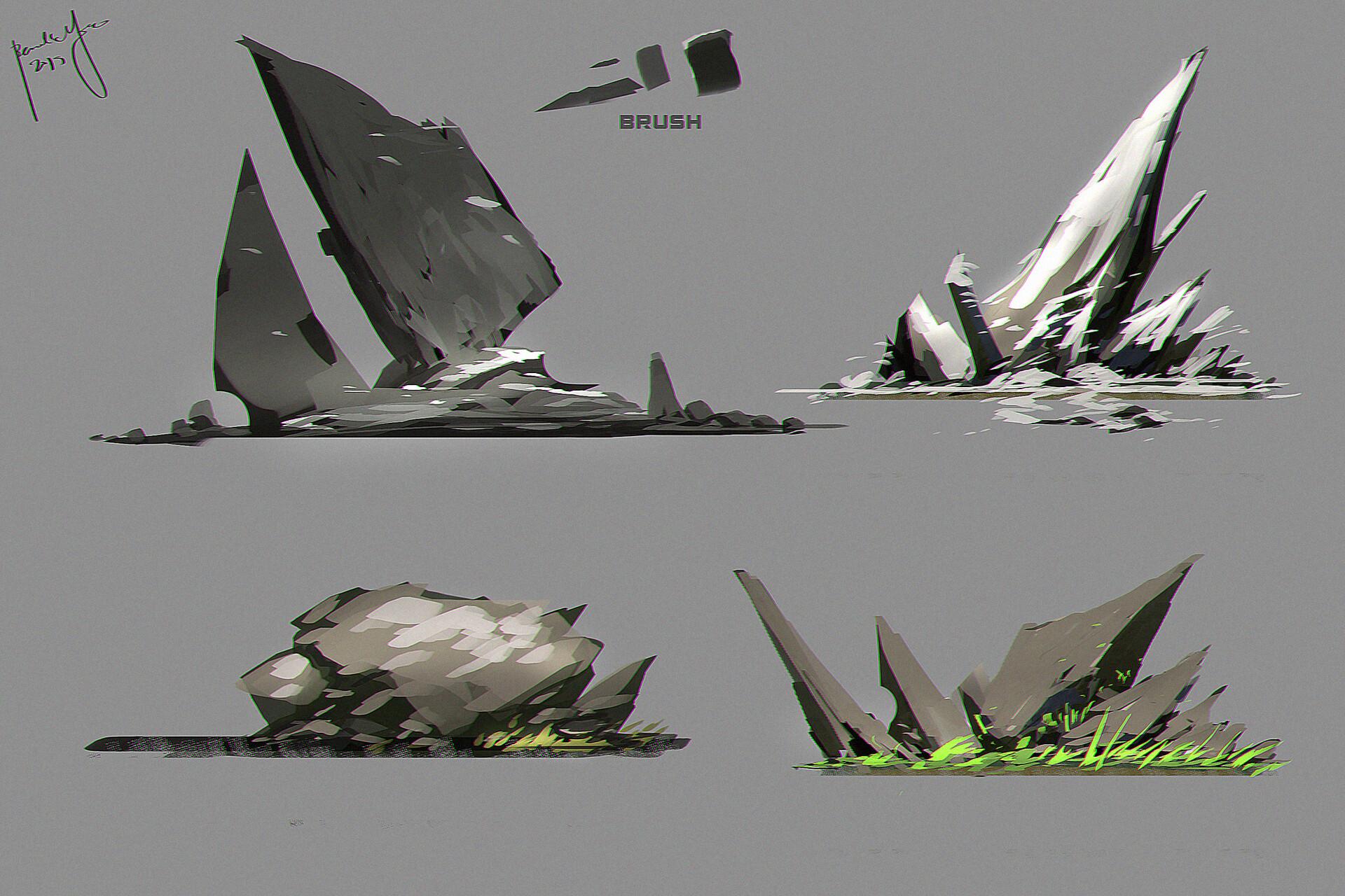 Rock Concept Designs