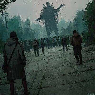 Stefan koidl creepy painting 31