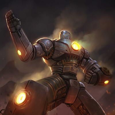 Gunship revolution argent megashardmech titan yugo final t
