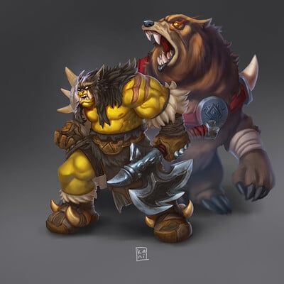 Rexxar, Champion of the Horde