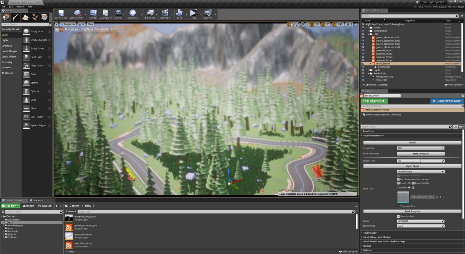 HDA file interface in Unreal Engine