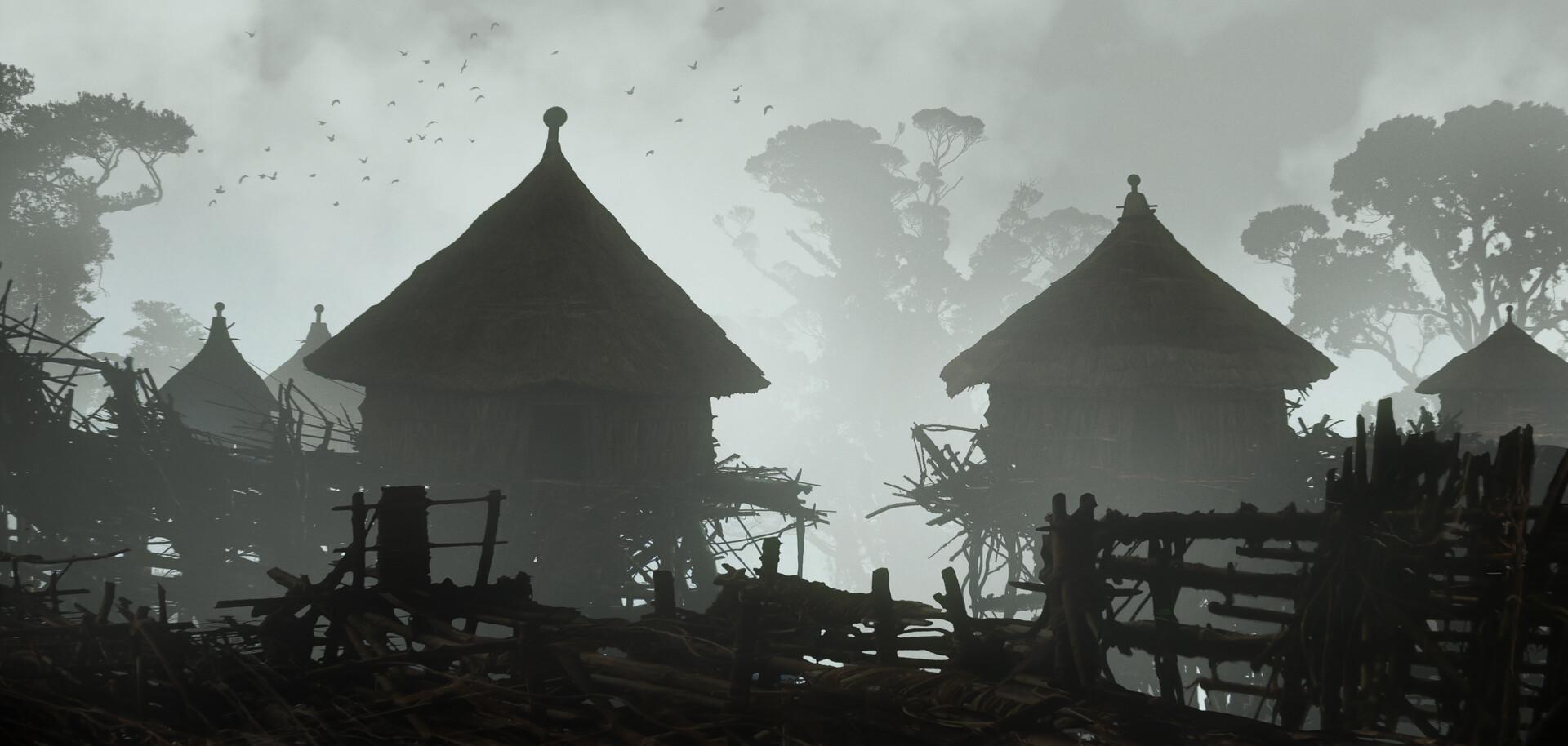 Chander lieve treetop village