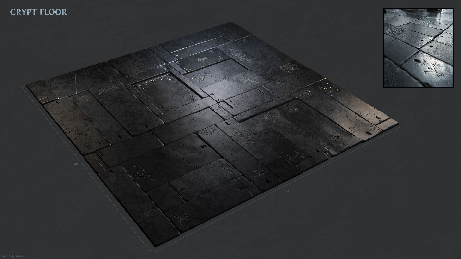 Chander lieve floor