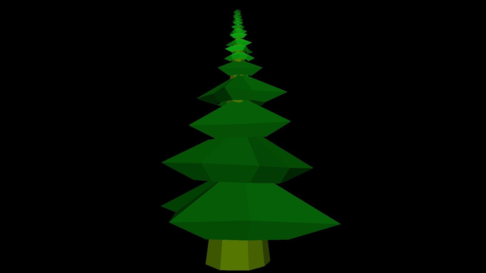 Fractal Forest Tree