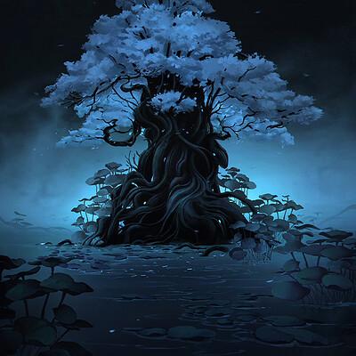 Nele diel healing tree