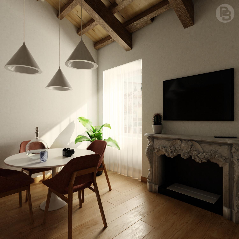 Realistic corner