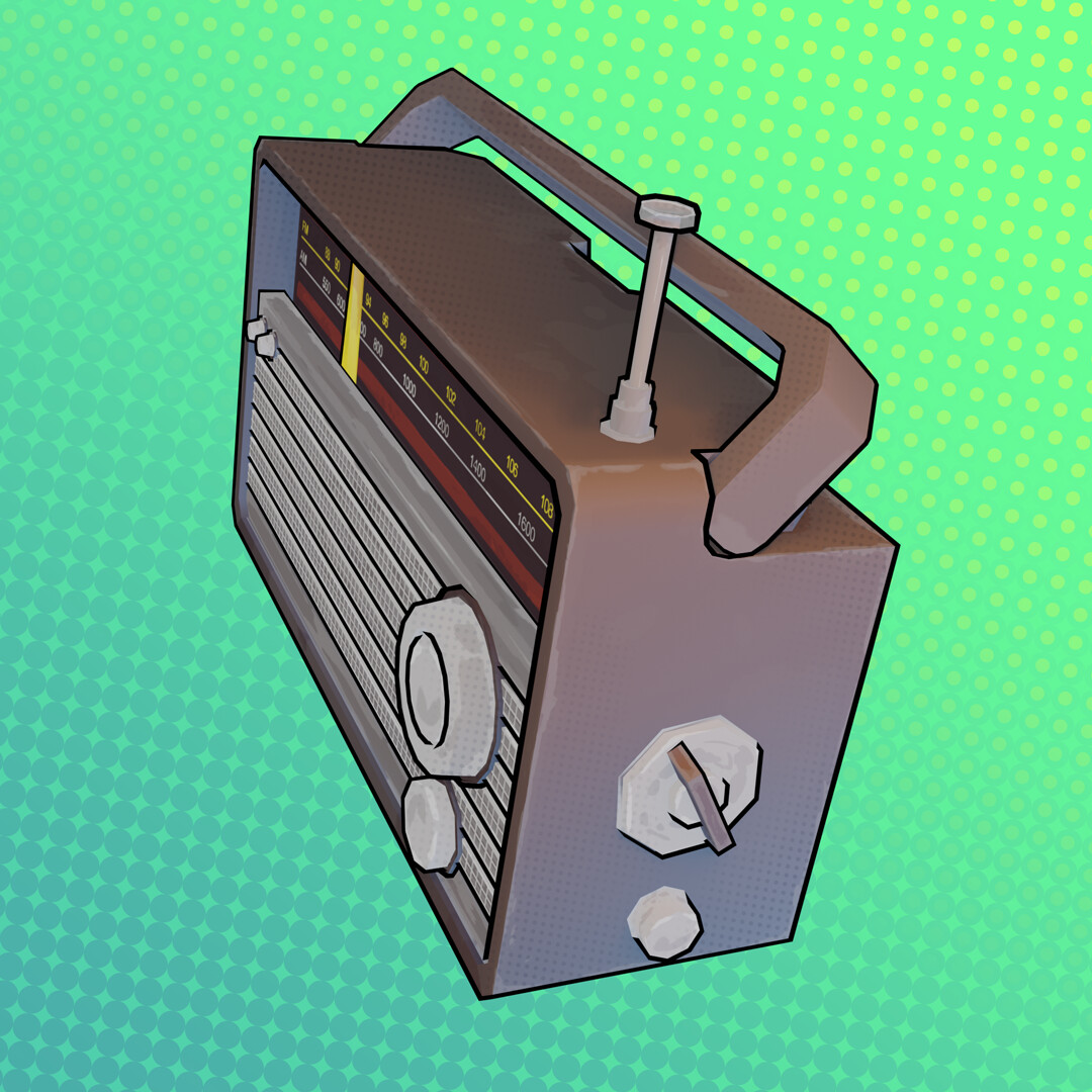 Tidal flask studios wip radio 02