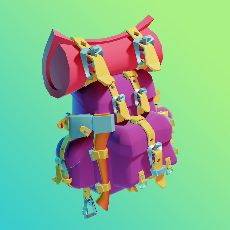 Backpack - Work In Progress