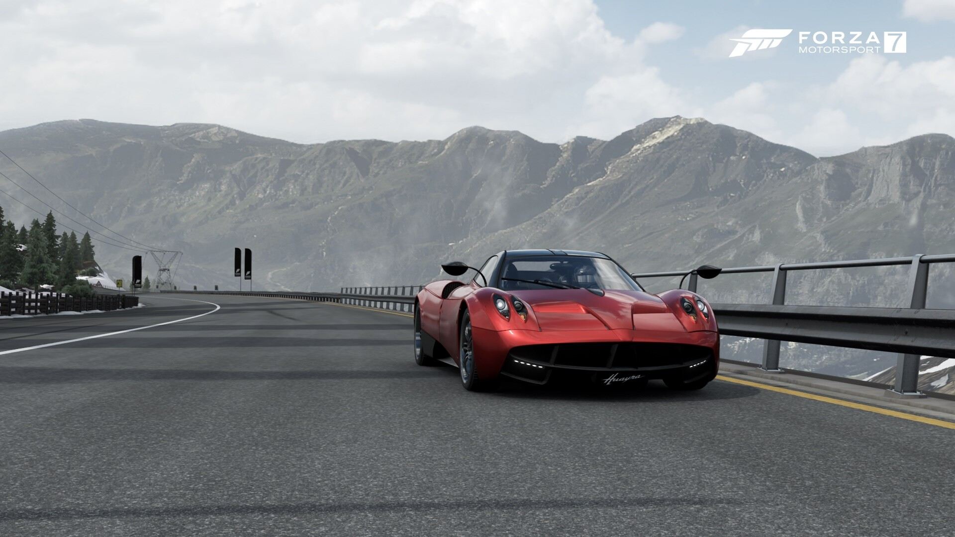 Background reference image I took in Forza Motorsport 7