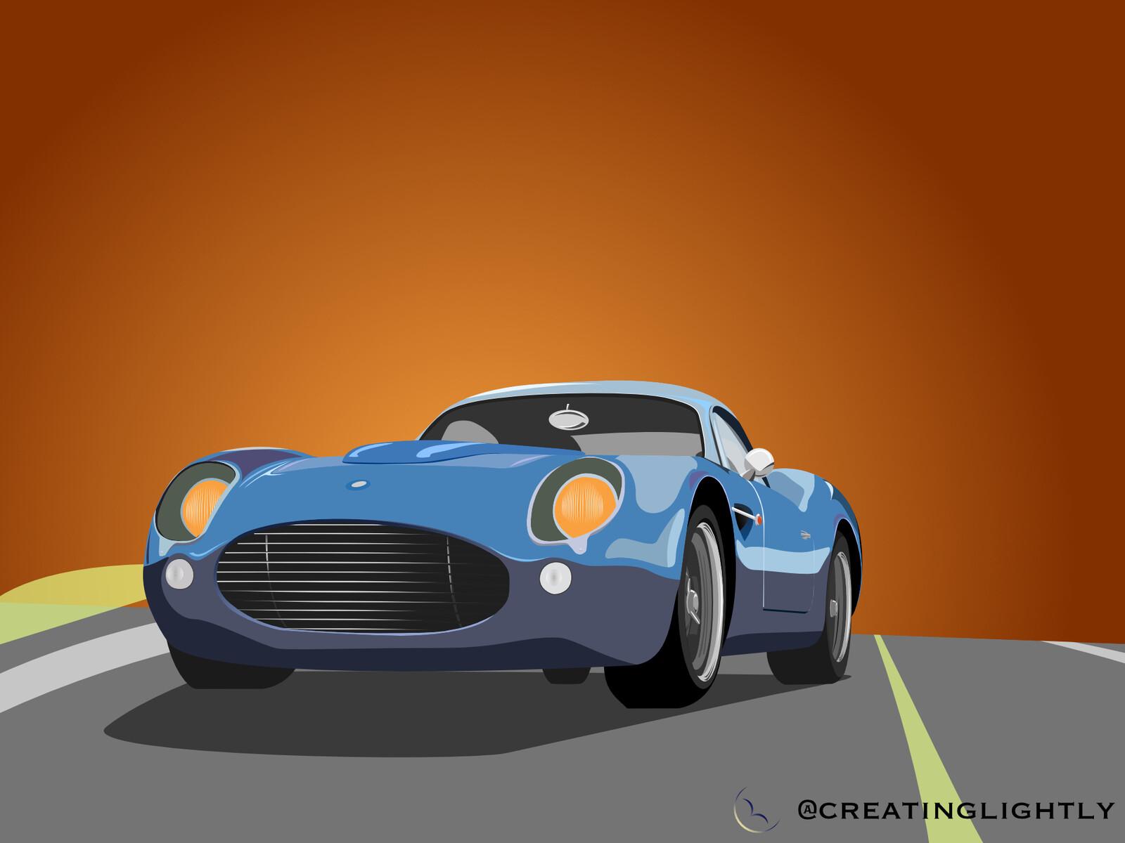 Dowsett Classic Cars Comet