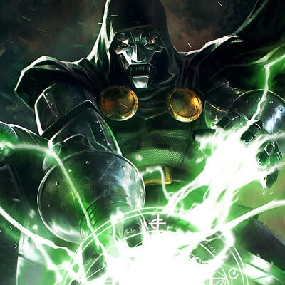 Charles chen ge mcoc doctordoom wallpaper fin