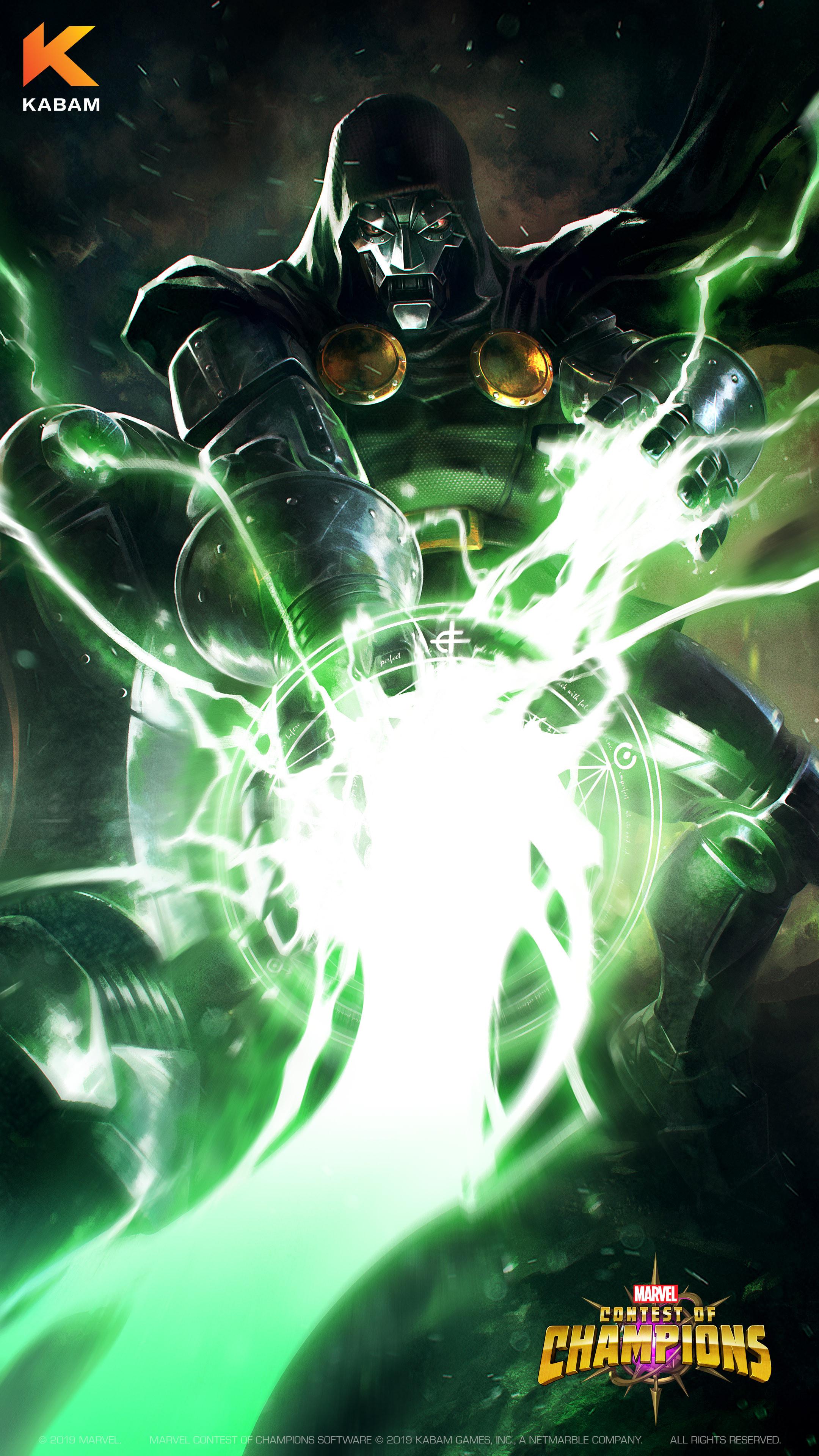 Doctor Doom wallpaper
