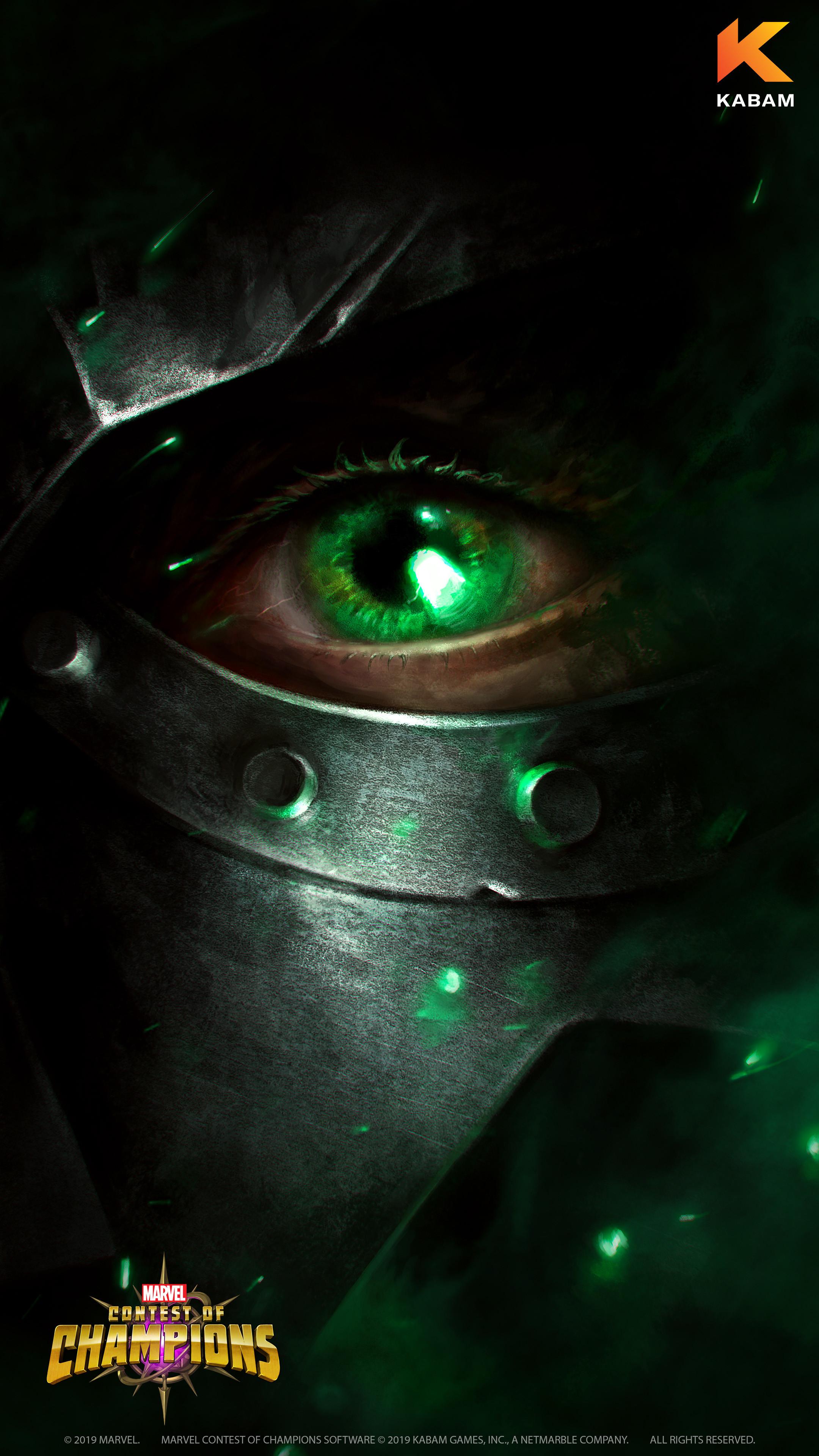 Doctor Doom teaser