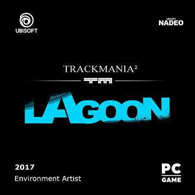 Trackmania 2 : Lagoon Logo