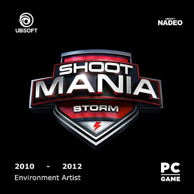 Shootmania Storm Logo