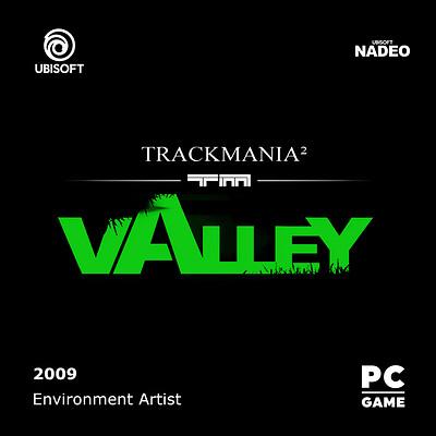 Trackmania 2 : Valley Logo